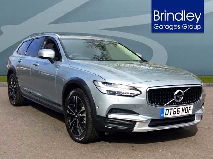 Volvo New V90 D5 (235) AWD Powerpulse Cross Country Geartronic, Winter, Xenium & Family Pack, On Call, Towbar, Carplay, Tints, Keyless & MORE