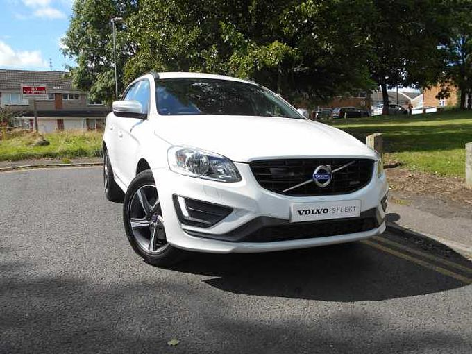 Volvo XC60 D4 R-Design Nav, Keyless, Family Pack, Driver Support Pack, Winter Pack