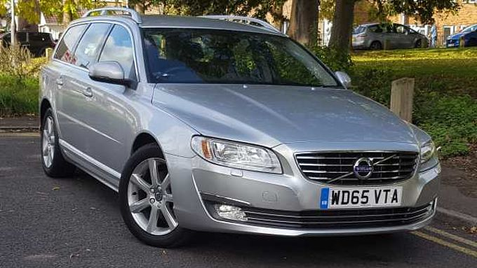 Volvo V70 D4 SE Lux Manual, Rear Parking Sensors, Power Tailgate, Powered Front Seats & MORE