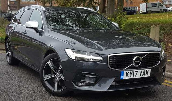 Volvo V90 D5 PP R-Design, Geartronic, Winter Pack, Rear Camera, Dark Rear Tints & MORE