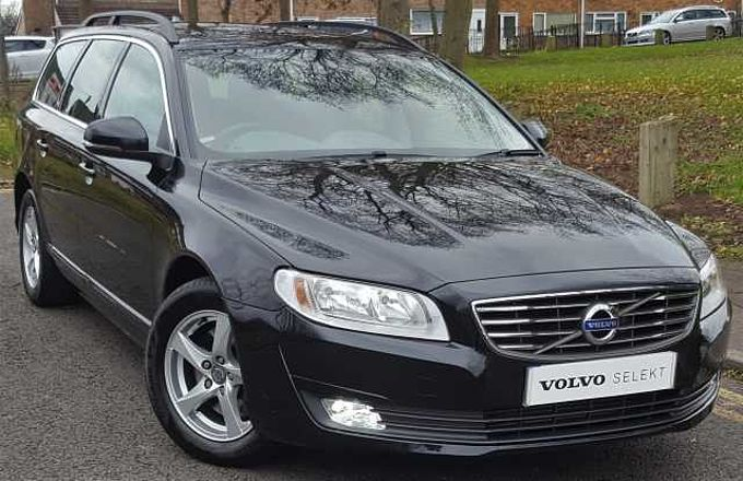 Volvo V70 D5 Business Edition, Sensus Navigation, Rear Park Assist, Cruise Control