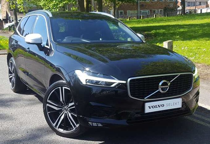 Volvo XC60 D5 PP AWD R-Design Pro, Winter & Xenium Pack, Bowers & Wilkins, Air Suspension, Polestar