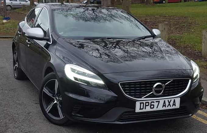 Volvo V40 T2 R-Design Manual Nav Plus, Winter Pack, Rear Park Assist, Cruise Control
