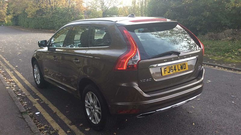 Volvo XC60 D4 AWD SE Lux Nav, Front & Rear Park Assist, Rear Parking Camera